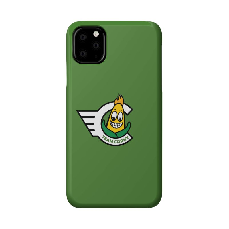 Team Corny 2018 Accessories Phone Case by TwistyMini Motoring Shirts