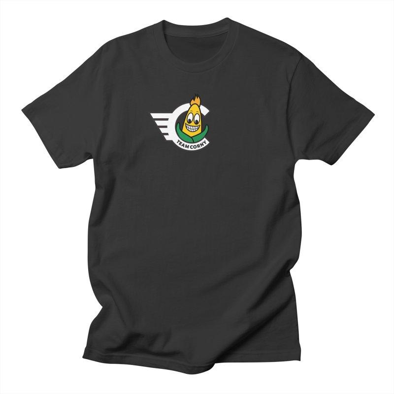 Team Corny 2018 Women's Regular Unisex T-Shirt by TwistyMini Motoring Shirts