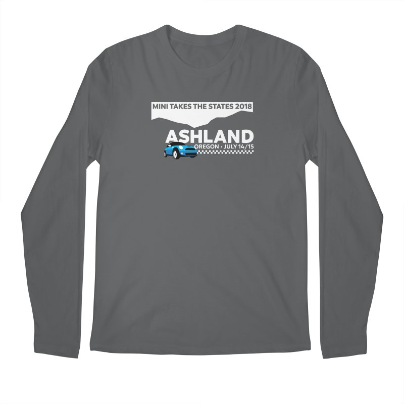 MTTS 2018 - Ashland Men's Longsleeve T-Shirt by TwistyMini Motoring Shirts