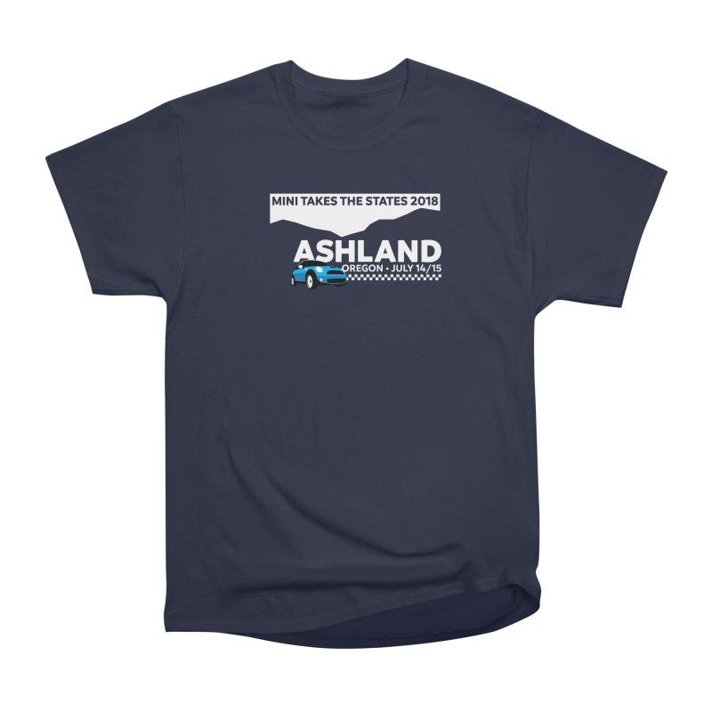 MTTS 2018 - Ashland Women's Heavyweight Unisex T-Shirt by TwistyMini Motoring Shirts