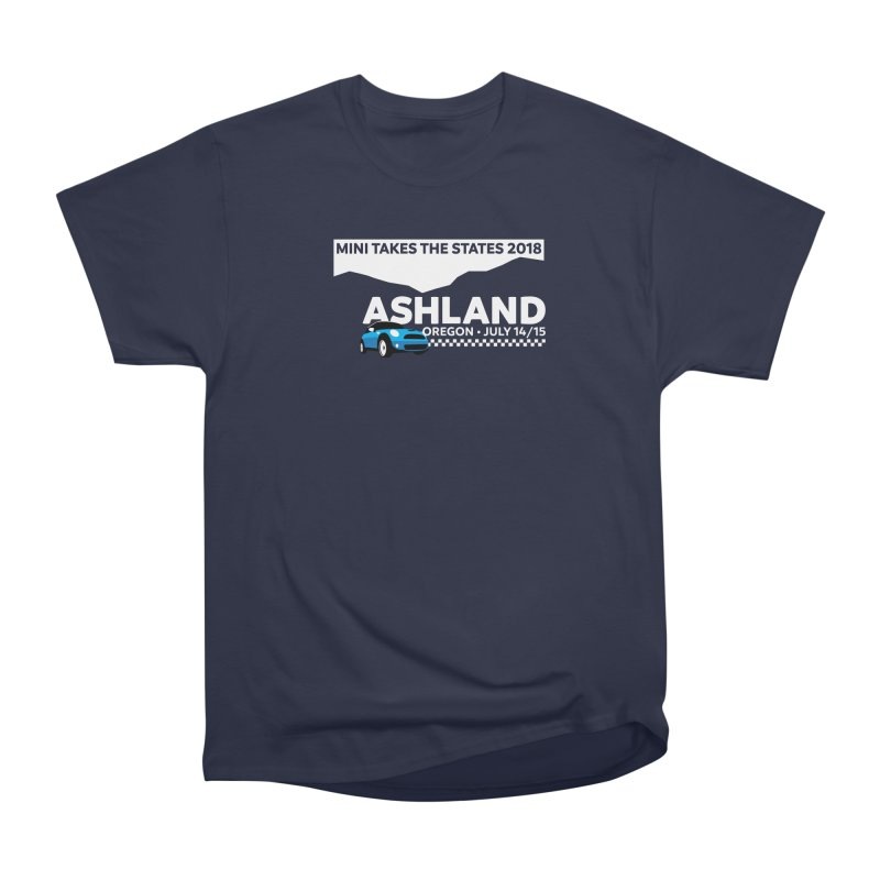 MTTS 2018 - Ashland Men's Heavyweight T-Shirt by TwistyMini Motoring Shirts