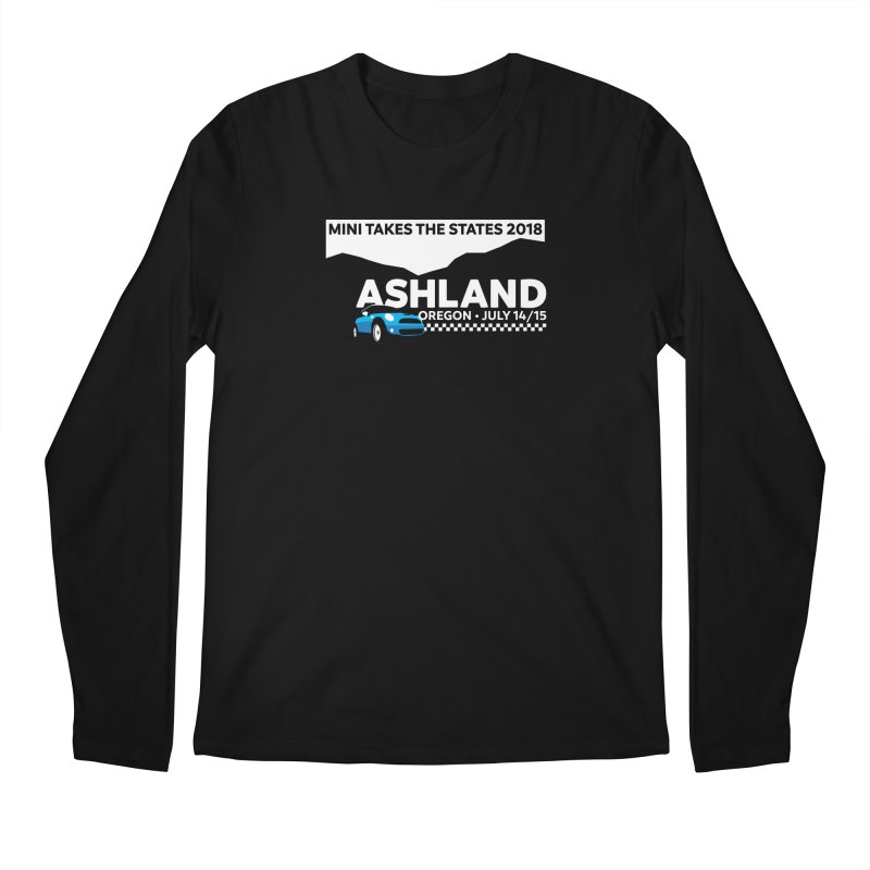 MTTS 2018 - Ashland Men's Regular Longsleeve T-Shirt by TwistyMini Motoring Shirts