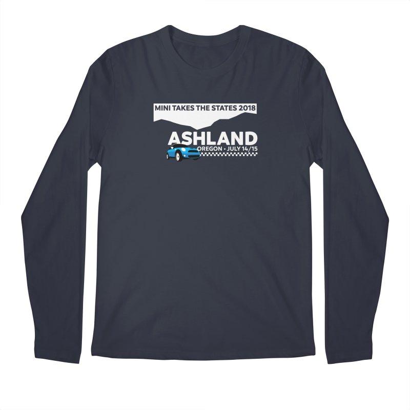MTTS 2018 - Ashland Men's Regular Longsleeve T-Shirt by TwistyMini Motoring Shirts
