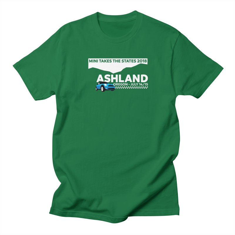 MTTS 2018 - Ashland Women's Regular Unisex T-Shirt by TwistyMini Motoring Shirts