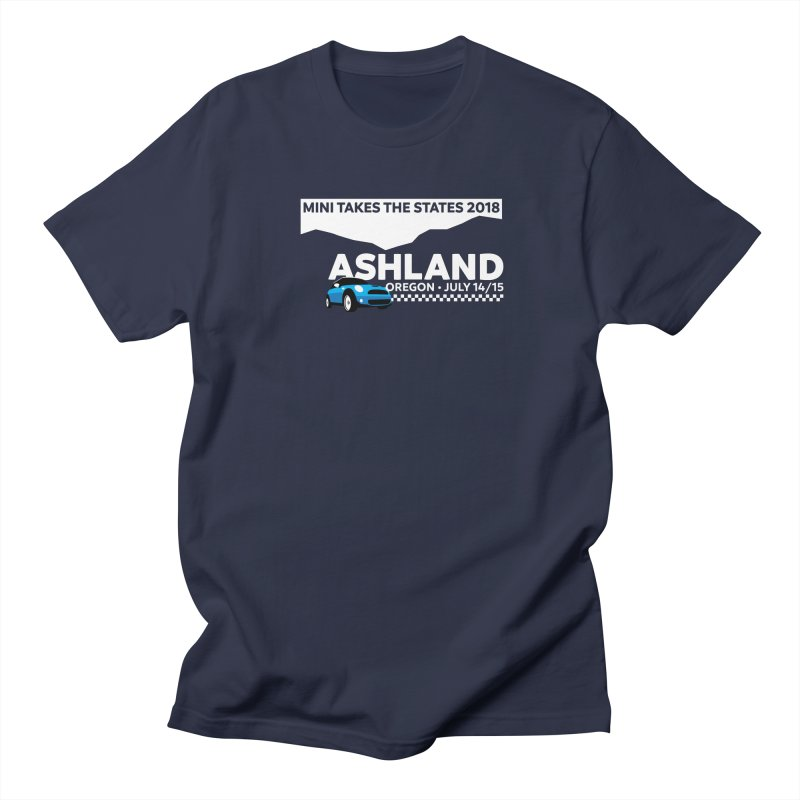 MTTS 2018 - Ashland Men's Regular T-Shirt by TwistyMini Motoring Shirts