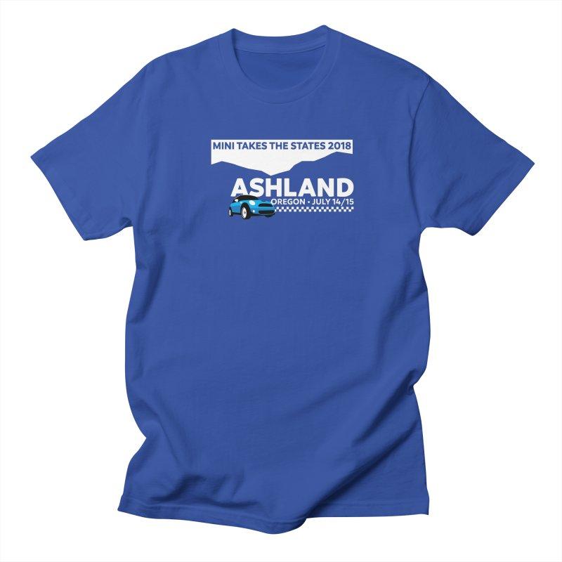 MTTS 2018 - Ashland Men's Regular T-Shirt by TwistyMini Motoring Shirts