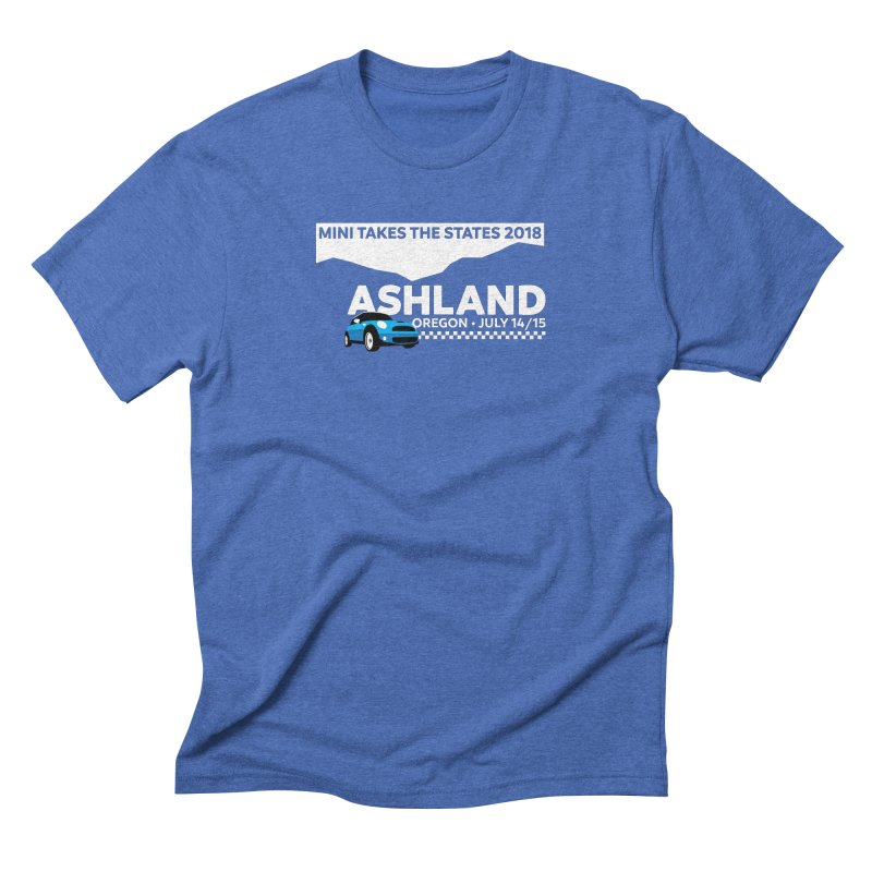 MTTS 2018 - Ashland Men's Triblend T-Shirt by TwistyMini Motoring Shirts