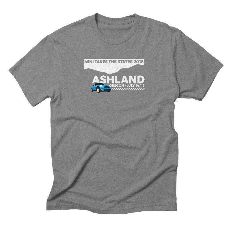 MTTS 2018 - Ashland Men's Triblend T-Shirt by TwistyMini Motoring Shirts