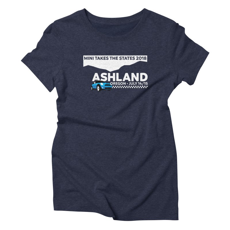 MTTS 2018 - Ashland Women's T-Shirt by TwistyMini Motoring Shirts