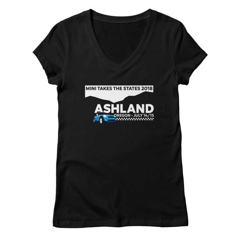 MTTS 2018 - Ashland Women's V-Neck by TwistyMini Motoring Shirts