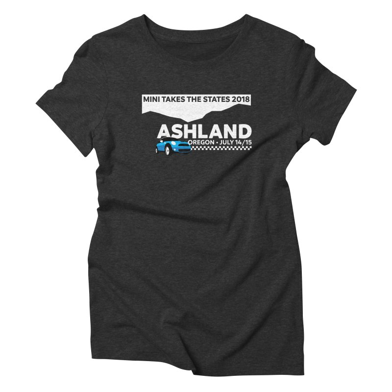 MTTS 2018 - Ashland Women's Triblend T-Shirt by TwistyMini Motoring Shirts