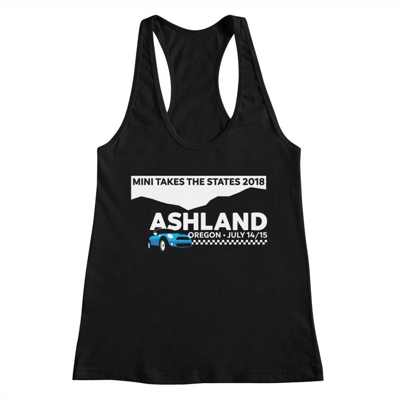 MTTS 2018 - Ashland Women's Racerback Tank by TwistyMini Motoring Shirts