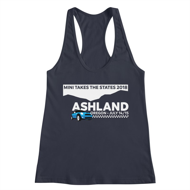 MTTS 2018 - Ashland Women's Racerback Tank by TwistyMini Motoring Shirts