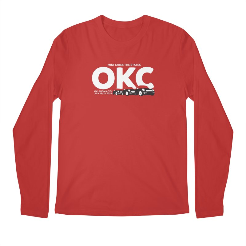MTTS 2018 - Oklahoma City Men's Regular Longsleeve T-Shirt by TwistyMini Motoring Shirts