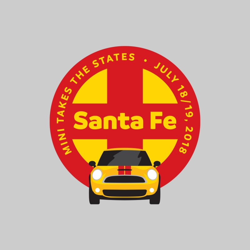 MTTS 2018 - Santa Fe Women's V-Neck by TwistyMini Motoring Shirts