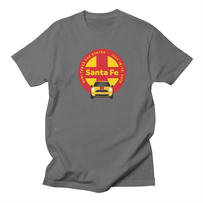 MTTS 2018 - Santa Fe Men's T-Shirt by TwistyMini Motoring Shirts