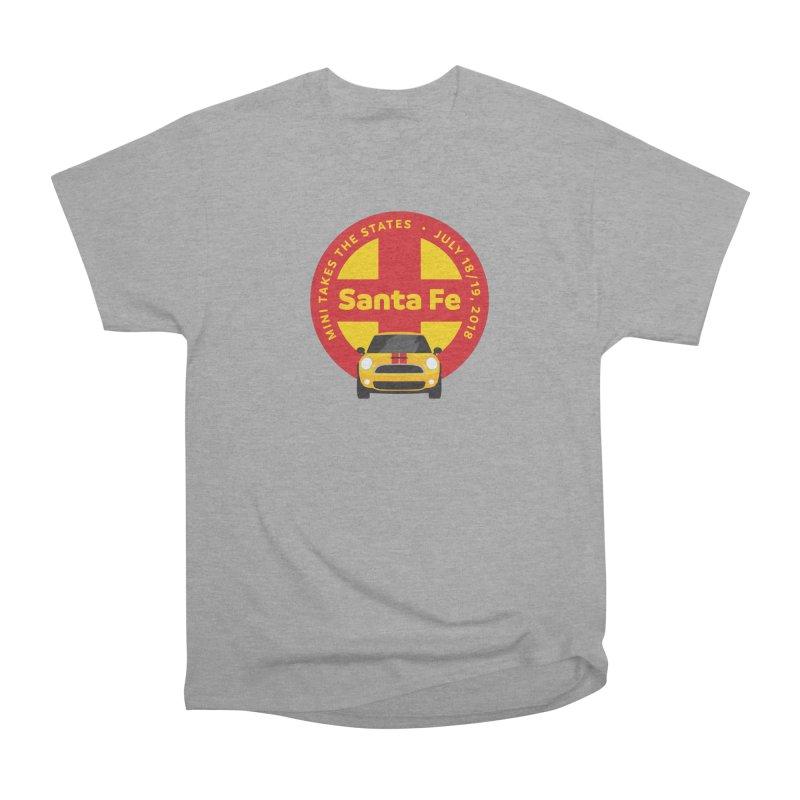 MTTS 2018 - Santa Fe Women's Heavyweight Unisex T-Shirt by TwistyMini Motoring Shirts