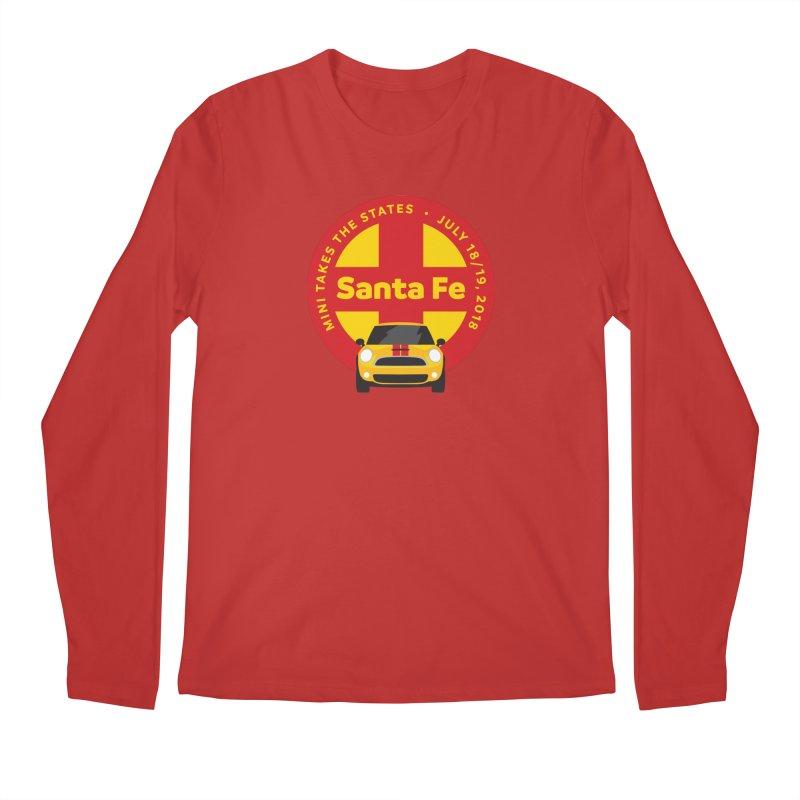 MTTS 2018 - Santa Fe Men's Regular Longsleeve T-Shirt by TwistyMini Motoring Shirts