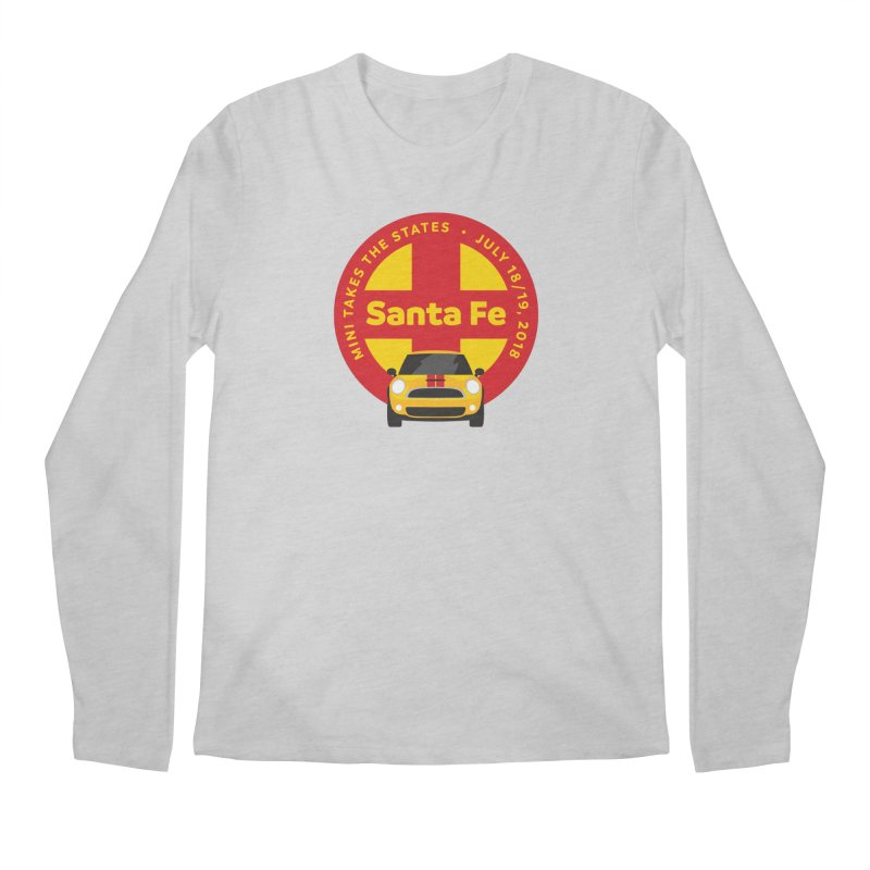MTTS 2018 - Santa Fe Men's Regular Longsleeve T-Shirt by TwistyMini Motoring Shirts