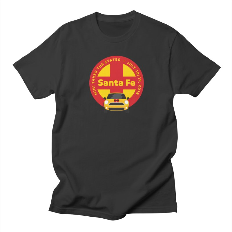 MTTS 2018 - Santa Fe Women's Regular Unisex T-Shirt by TwistyMini Motoring Shirts