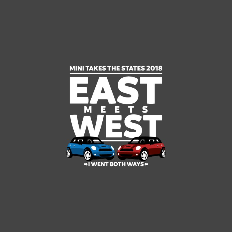 MTTS 2018 - East Meets West (type only) by TwistyMini Motoring Shirts