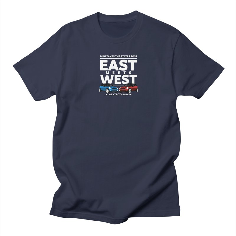 MTTS 2018 - East Meets West (type only) Women's Regular Unisex T-Shirt by TwistyMini Motoring Shirts