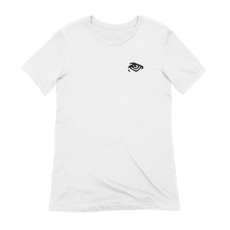 Eye Women's T-Shirt by twlawrence's Artist Shop