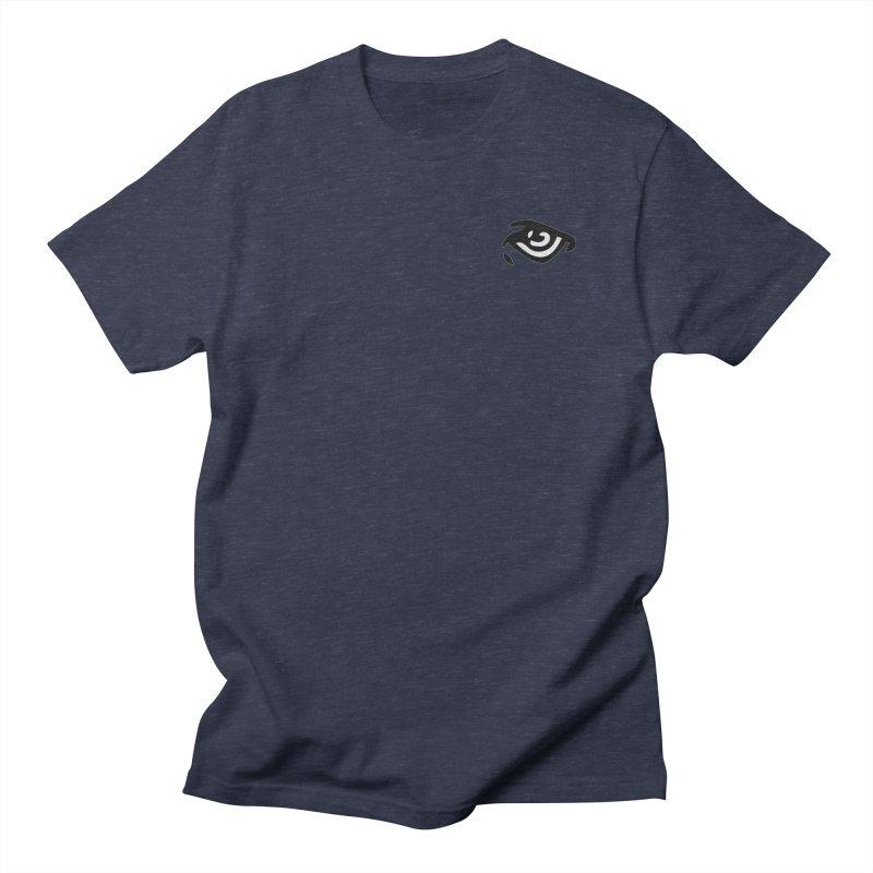 Eye Men's T-Shirt by twlawrence's Artist Shop