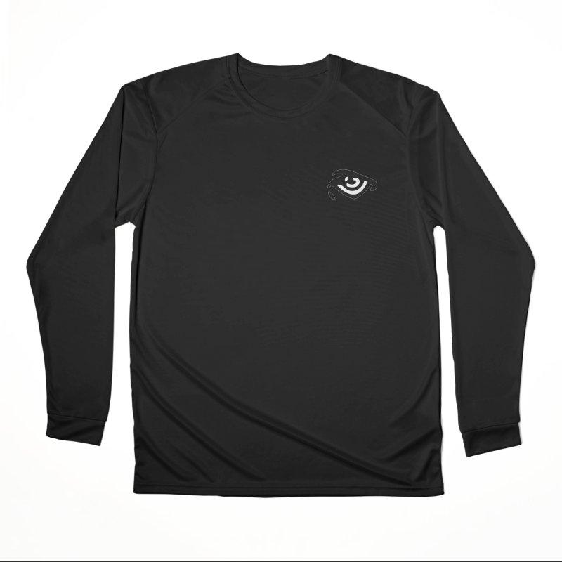 Eye Women's Longsleeve T-Shirt by twlawrence's Artist Shop