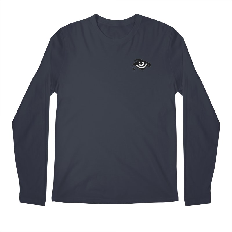 Eye Men's Longsleeve T-Shirt by twlawrence's Artist Shop