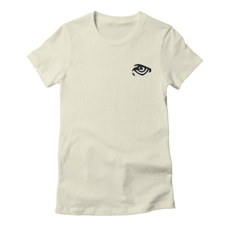 Eye Women's T-Shirt by twlawrence's Artist Shop