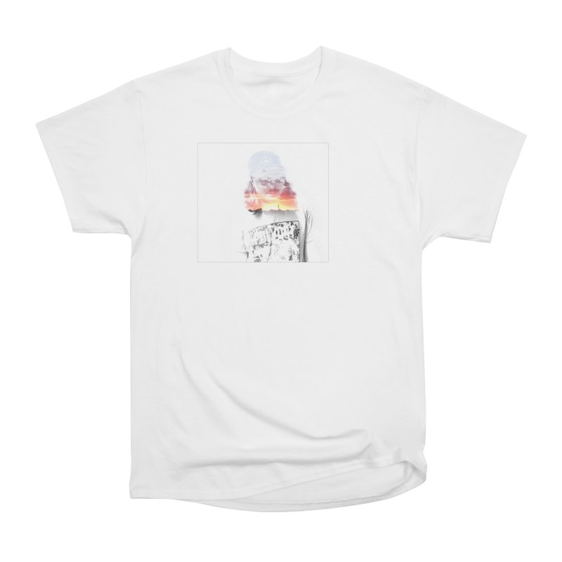 1nspired Men's T-Shirt by twlawrence's Artist Shop