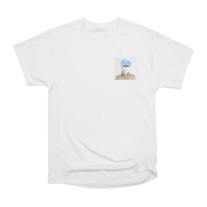 PEEKE Men's T-Shirt by twlawrence's Artist Shop