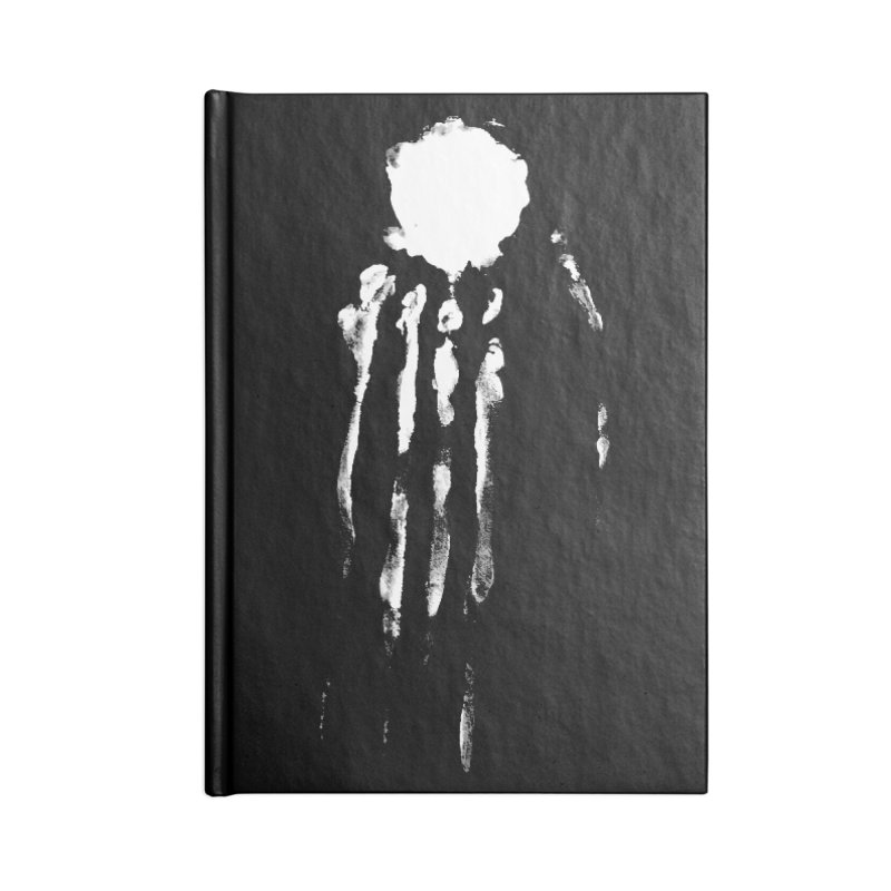 Handly Accessories Notebook by twlawrence's Artist Shop