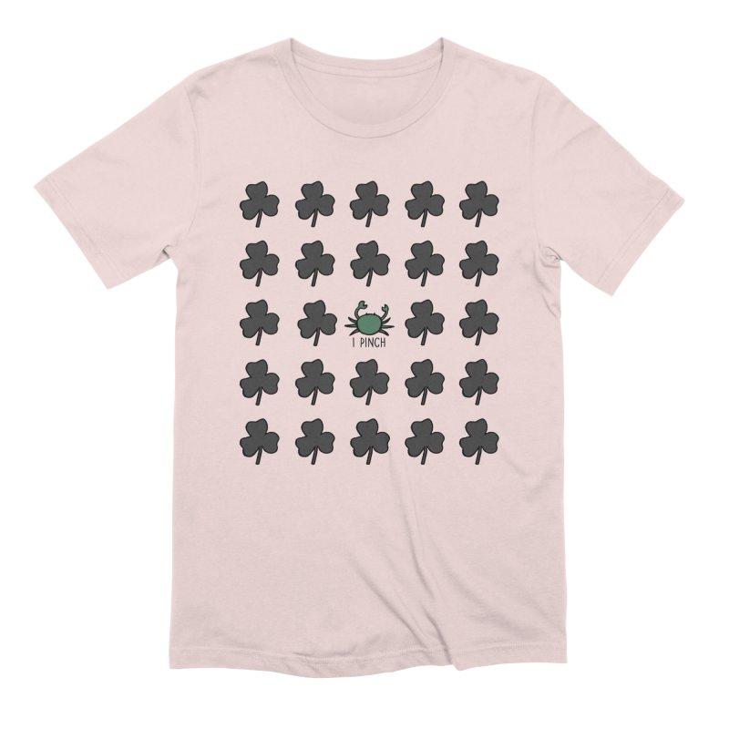 I PINCH Men's T-Shirt by Nick's Artist Shop