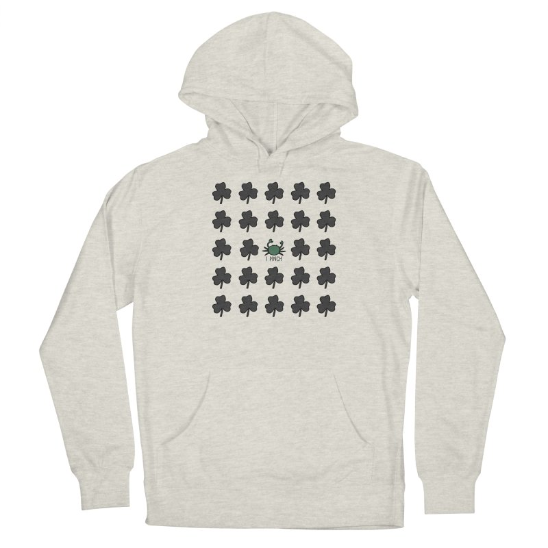 I PINCH Men's French Terry Pullover Hoody by Nick's Artist Shop