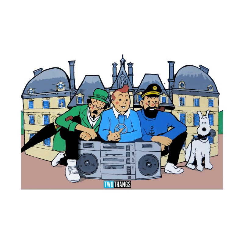 Beastie Boys and Tin Tin by Two Thangs Artist Shop