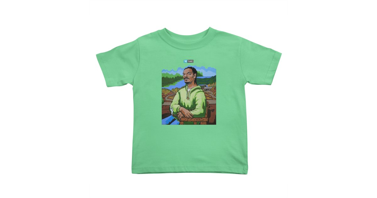 c96a0435 twothangs snoop-dogg-and-mona-lisa kids toddler-t-shirt