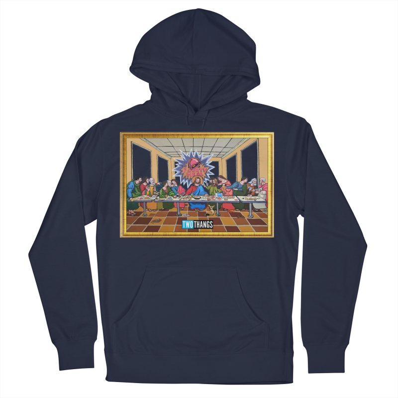 The Last Supper / Taco Bell Men's Pullover Hoody by Two Thangs Artist Shop
