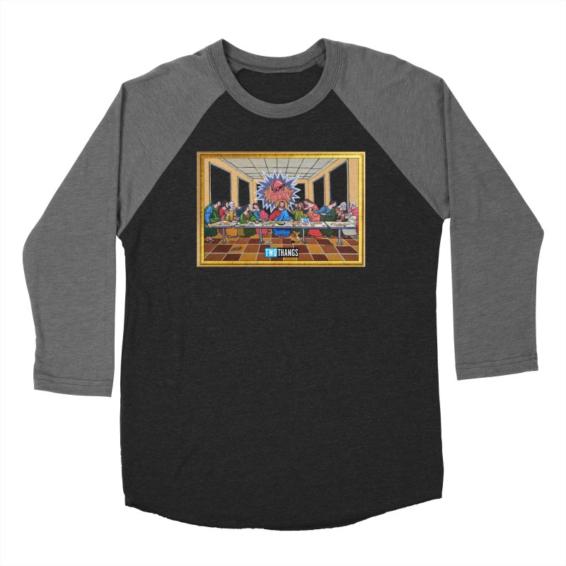 The Last Supper / Taco Bell Women's Longsleeve T-Shirt by Two Thangs Artist Shop