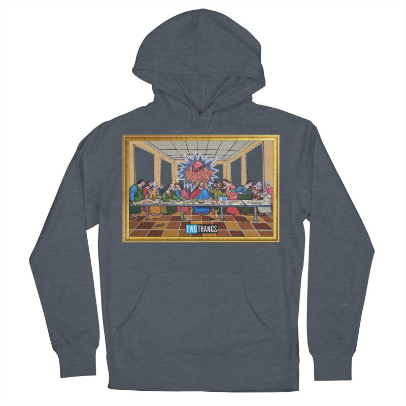 The Last Supper / Taco Bell Women's French Terry Pullover Hoody by Two Thangs Artist Shop