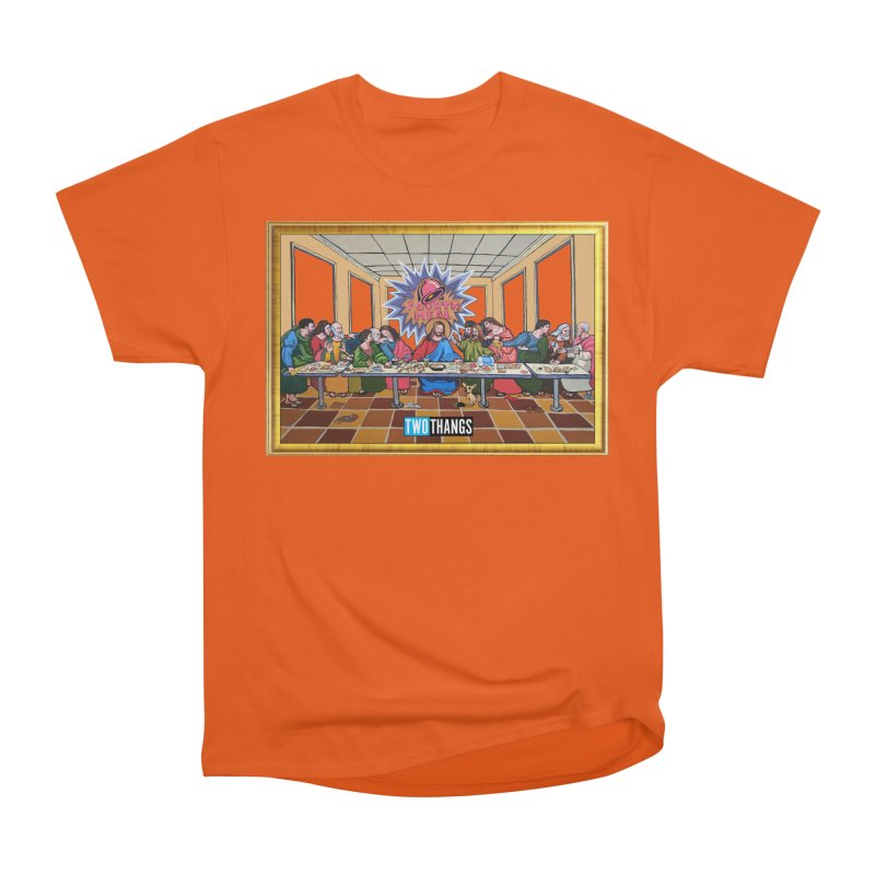 The Last Supper / Taco Bell Men's T-Shirt by Two Thangs Artist Shop