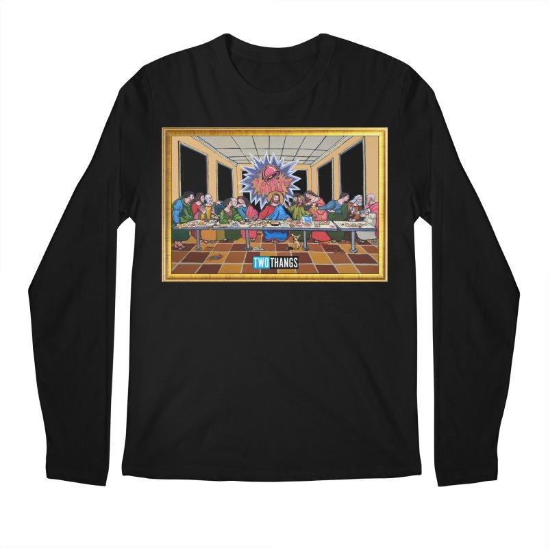 The Last Supper / Taco Bell Men's Regular Longsleeve T-Shirt by Two Thangs Artist Shop