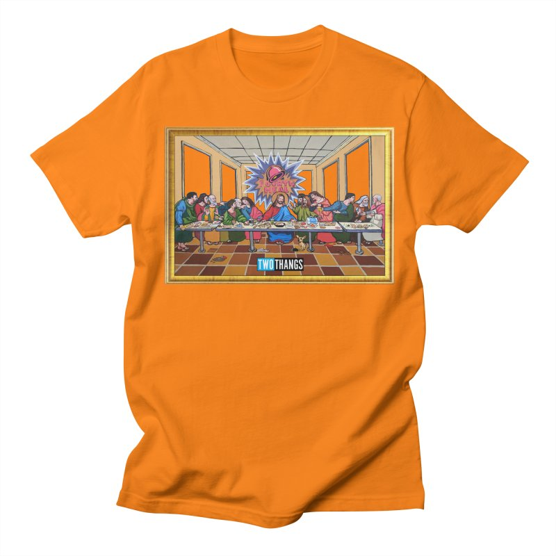 The Last Supper / Taco Bell Women's Regular Unisex T-Shirt by Two Thangs Artist Shop