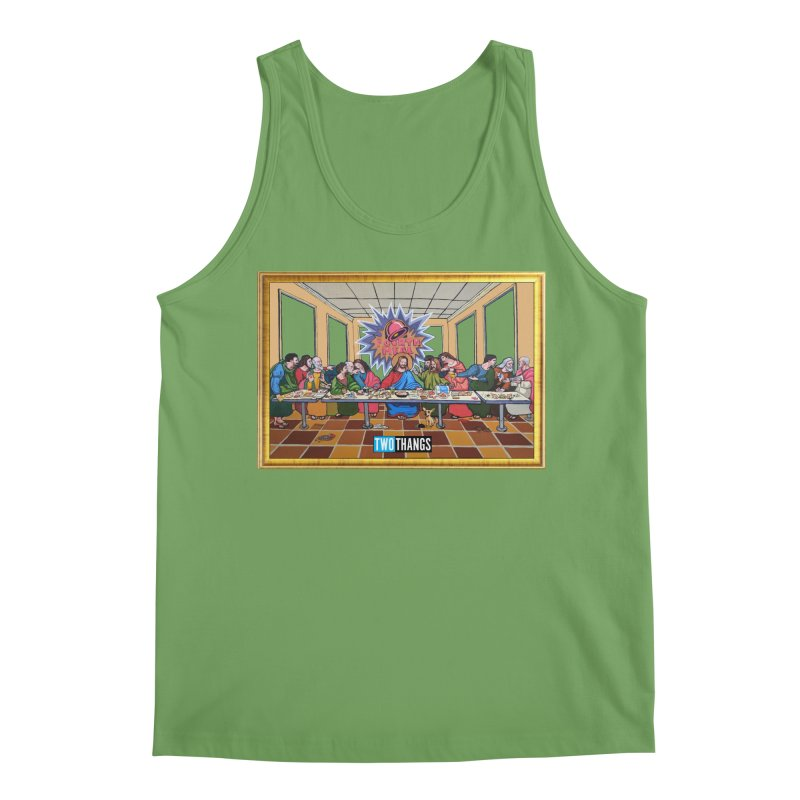 The Last Supper / Taco Bell Men's Tank by Two Thangs Artist Shop