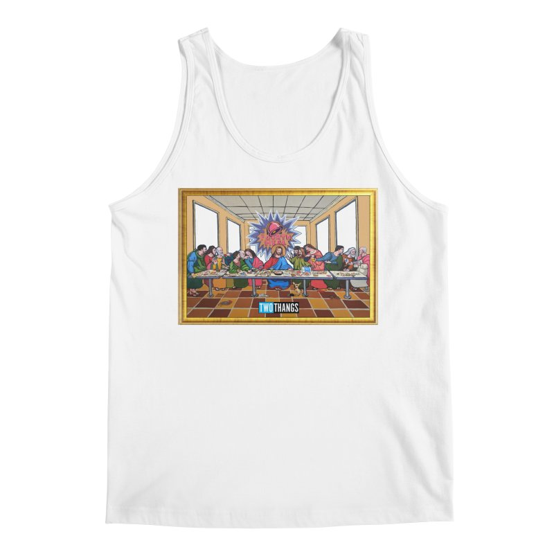 The Last Supper / Taco Bell Men's Regular Tank by Two Thangs Artist Shop