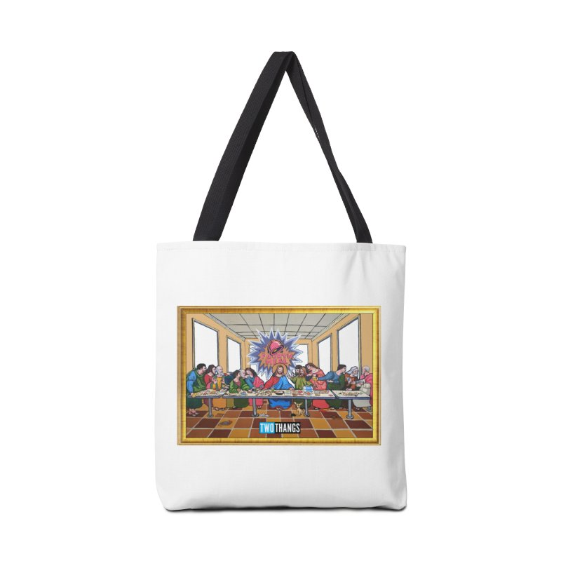 The Last Supper / Taco Bell Accessories Tote Bag Bag by Two Thangs Artist Shop