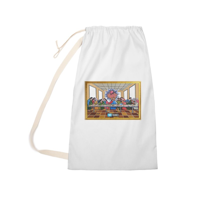 The Last Supper / Taco Bell Accessories Laundry Bag Bag by Two Thangs Artist Shop