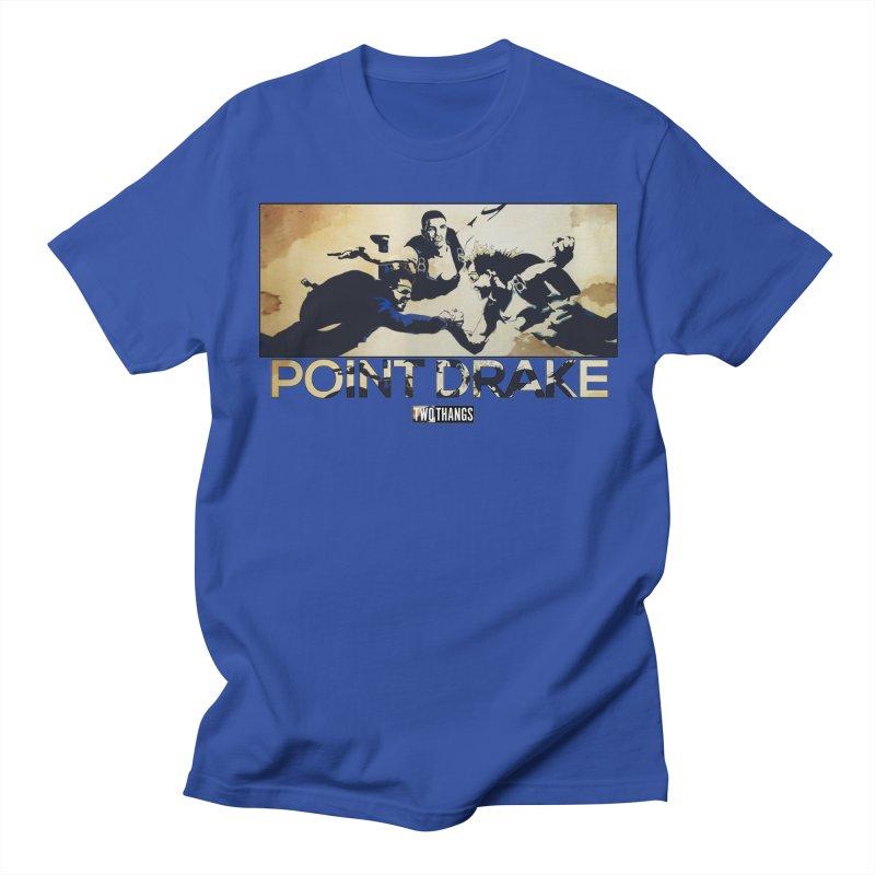 Point Drake Men's T-Shirt by Two Thangs Artist Shop