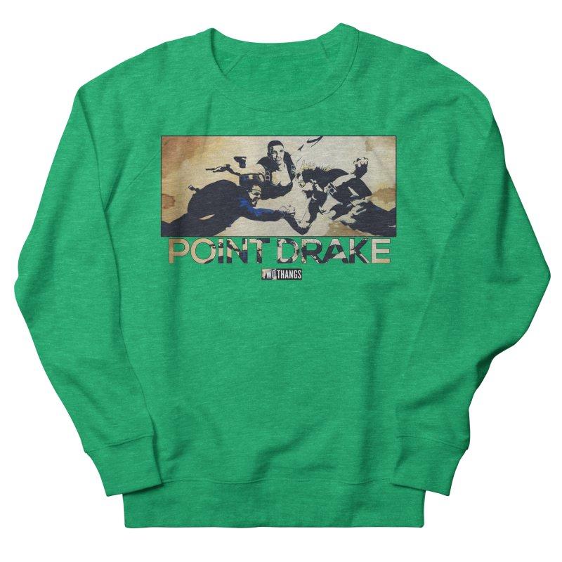 Point Drake Women's Sweatshirt by Two Thangs Artist Shop